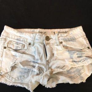 Indigo Rein Jean Shorts Size 1 (XS)